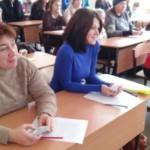 Тестирование с электронной системой голосования